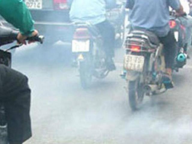 Đổi xe máy cũ được tặng tiền: Thế nào là không đạt chuẩn khí thải?