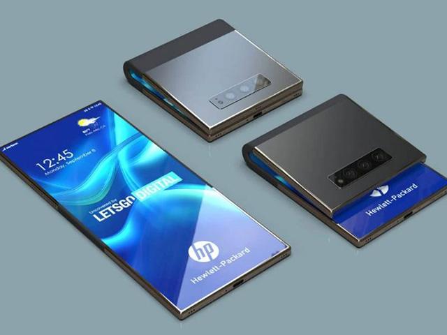 HP sắp sản xuất smartphone trở lại bằng siêu phẩm gập lại?