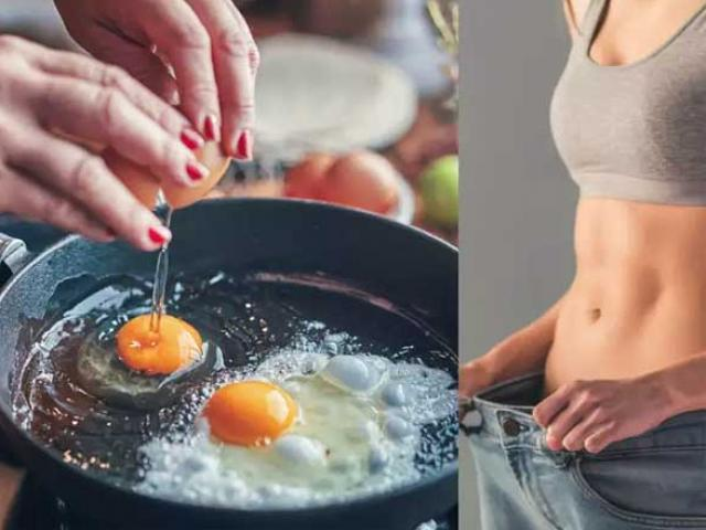 Chế độ ăn kiêng bằng trứng có giúp bạn giảm 5-10 kg?
