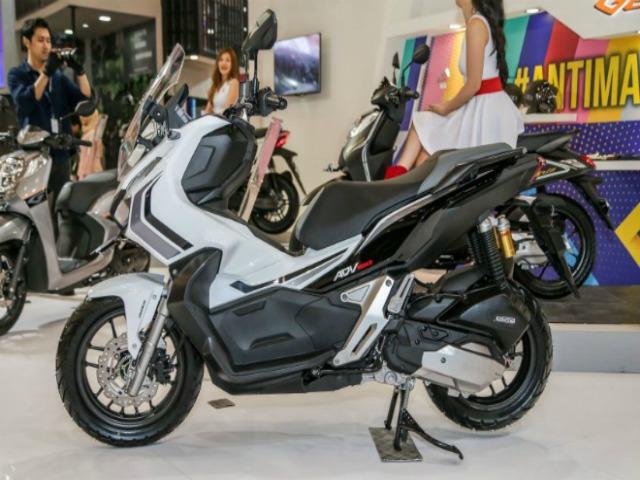 2020 Honda ADV 150 mở rộng thị trường tại Đông Nam Á