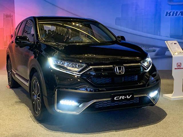 Hiểu đúng về hệ thống an toàn mới được trang bị trên xe Honda CRV 2020
