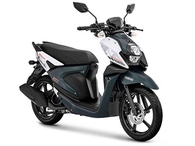Ra mắt xe tay ga Yamaha X-Ride 125 2021: Giá 29 triệu đồng