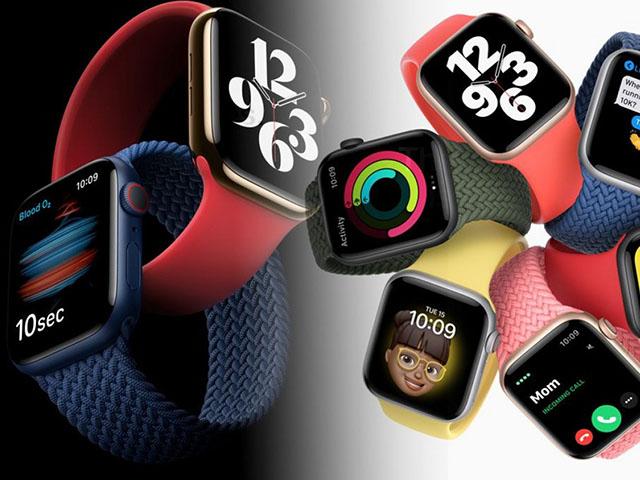 HOT: Đã có giá chính thức iPad và Apple Watch mới tại Việt Nam