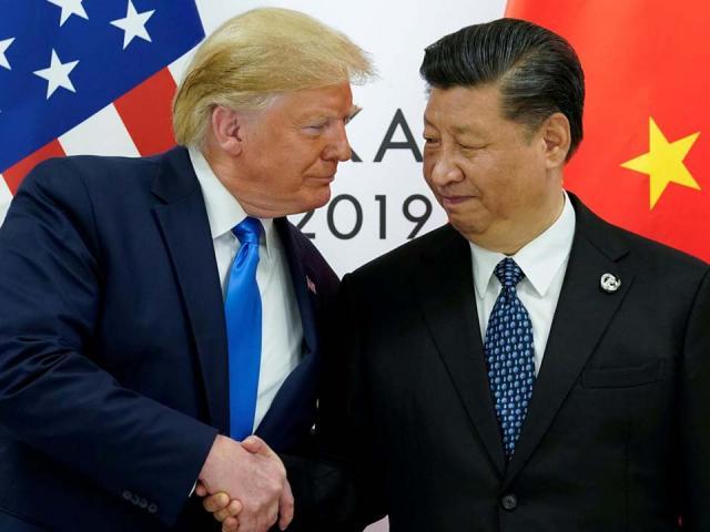 """Cuộc nói chuyện cuối cùng giữa ông Trump và ông Tập trước khi quan hệ Mỹ-Trung """"chạm đáy"""""""