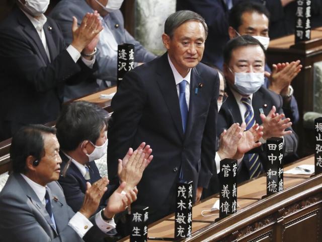 Quê nhà đang trong mối nguy lớn nhất Nhật Bản: Tân Thủ tướng Suga giải quyết ra sao?