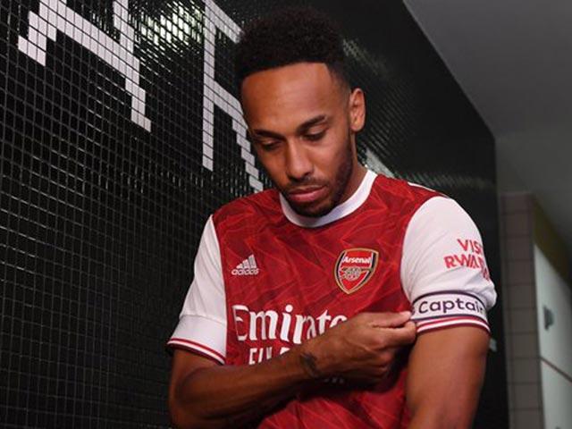Aubameyang chính thức gia hạn hợp đồng với Arsenal, lương cao nhất đội
