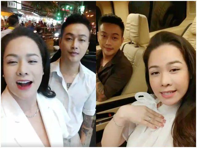 Nhật Kim Anh công khai thân mật với TiTi giữa tin đồn hẹn hò trai trẻ