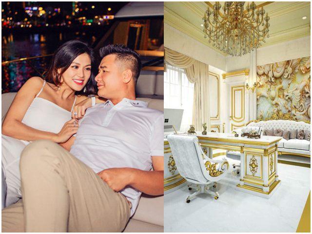 Hoa hậu rao bán biệt thự 100 tỷ do đại gia tặng, tiết lộ cuộc sống hôn nhân áp lực vì tiền?