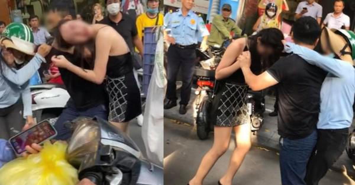 Cô gái đi xe sang LX570 bị đánh ghen trên phố: 3 người đều sai và rất dại dột