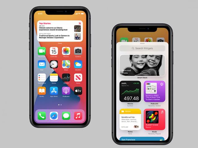 Apple chính thức phát hành iOS 14, iPadOS 14, tvOS 14 và watchOS 7