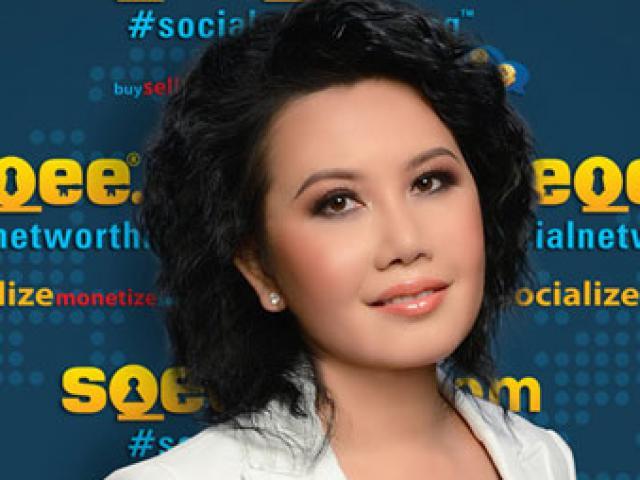 """Nữ đại gia Việt giàu khủng, được mệnh danh """"lọ lem phố Wall"""""""