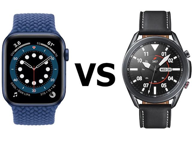Apple Watch Series 6 có những tính năng tuyệt vời nào hơn Galaxy Watch 3?