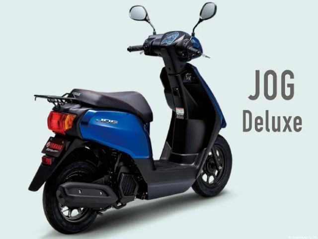 Xe ga mới 2020 Yamaha JOG 125 ra mắt, đẹp và sang