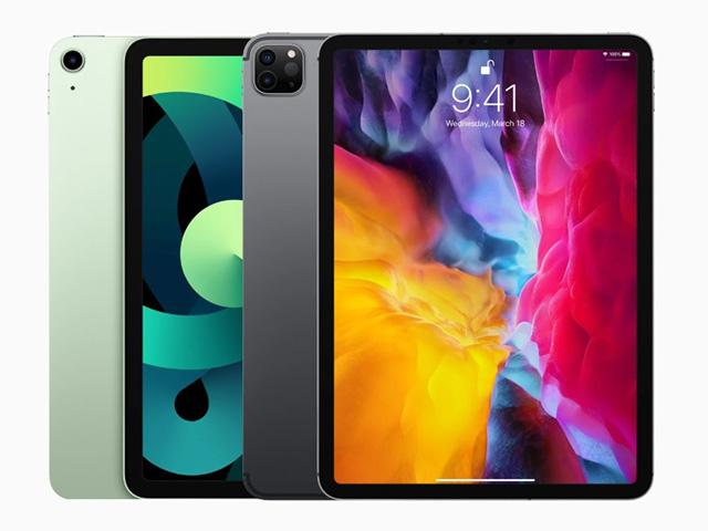 iPad Air 4 hay iPad Pro 11 inch 2020 đáng mua hơn?