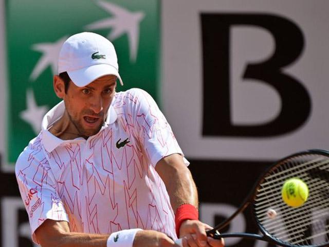 """Trực tiếp Rome Masters ngày 5: Djokovic và Nadal hứa hẹn """"tốc hành"""" vào tứ kết"""