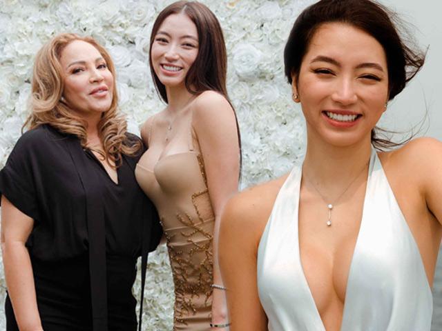 Con gái danh ca Thanh Hà đẹp gợi cảm ở tuổi 21