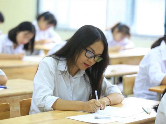 Thi tốt nghiệp không đạt, học sinh được cấp chứng nhận hoàn thành chương trình