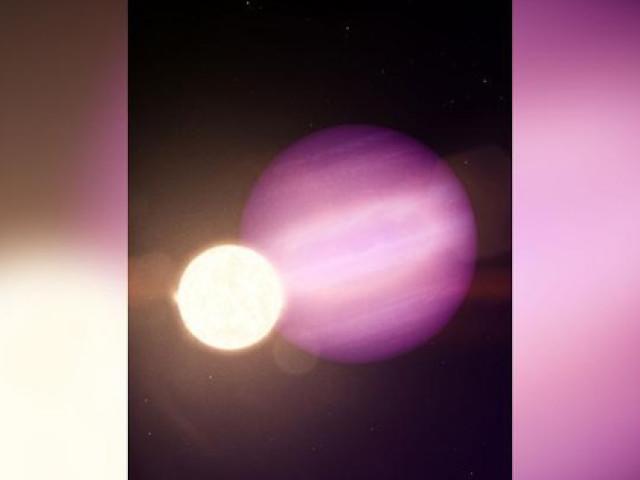 """Hành tinh thuộc về """"thế giới bên kia"""" tiết lộ tương lai Trái Đất"""