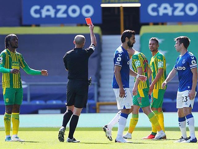 Video highlight trận Everton – West Brom: Bùng nổ 7 bàn thắng, hat-trick SAO trẻ