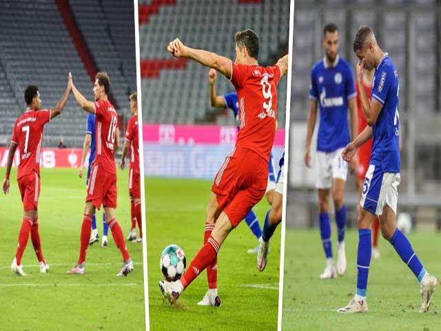 Đỉnh cao sức mạnh Bayern: Lewandowski kiến tạo rabona, triệu fan trầm trồ