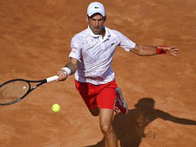 Trực tiếp tennis Djokovic - Koepfer: Hai điểm break quan trọng (Tứ kết Rome Masters) (Kết thúc)