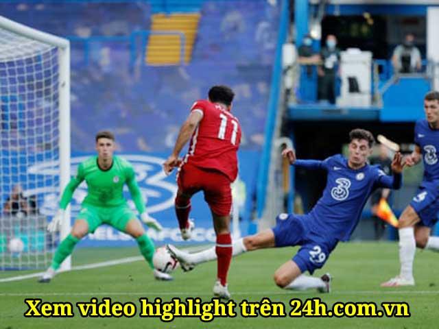 Video highlight trận Chelsea - Liverpool: Bước ngoặt thẻ đỏ, cú đúp 4 phút