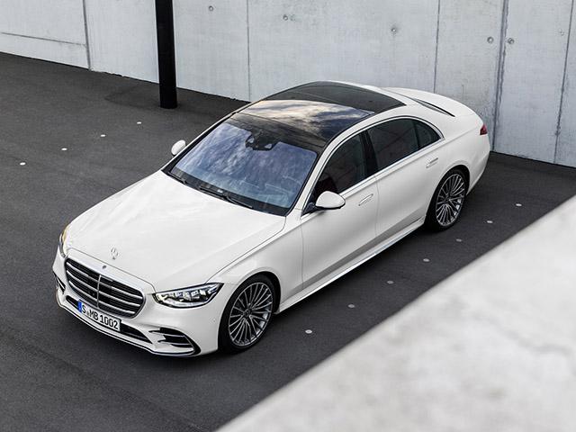 Mercedes-Benz S-Class thế hệ mới có giá hơn 2,5 tỷ đồng tại thị trường châu Âu