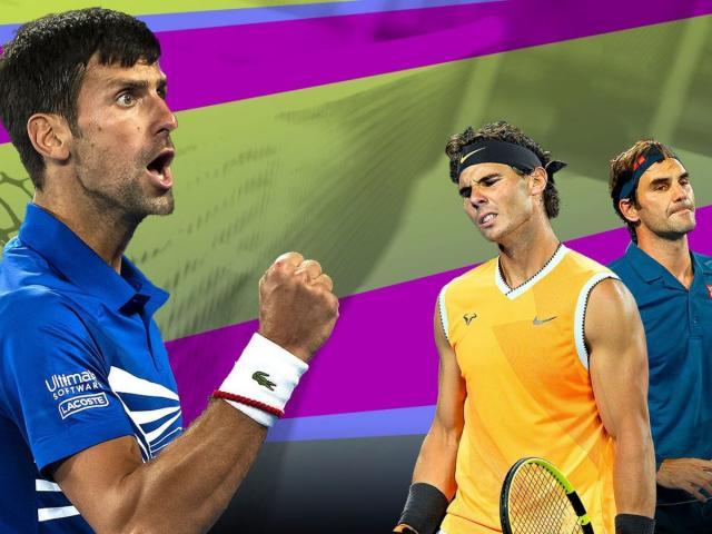 Tennis 24/7: Djokovic văng tục gây sốc, Nadal vượt Federer mới giải nghệ