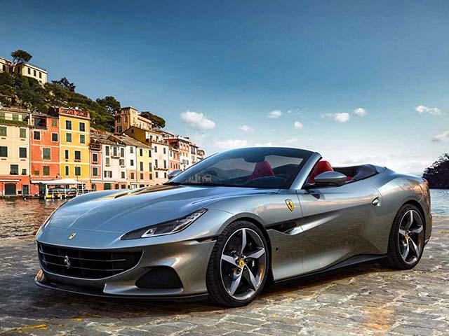 Siêu xe Ferrari Portofino M mui trần chính thức lộ diện