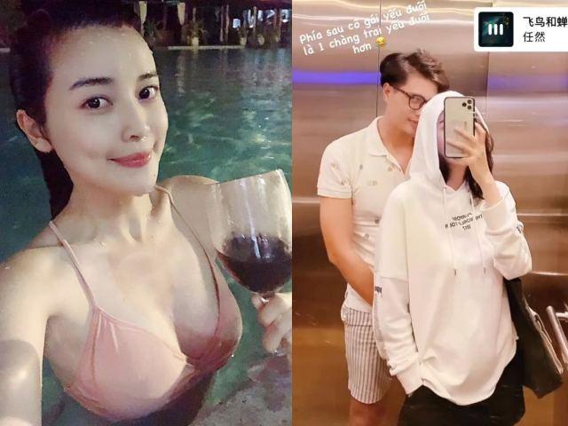 """Giữa ồn ào hẹn hò cùng """"vua phim truyền hình"""", Cao Thái Hà bất ngờ thân thiết bên trai lạ"""