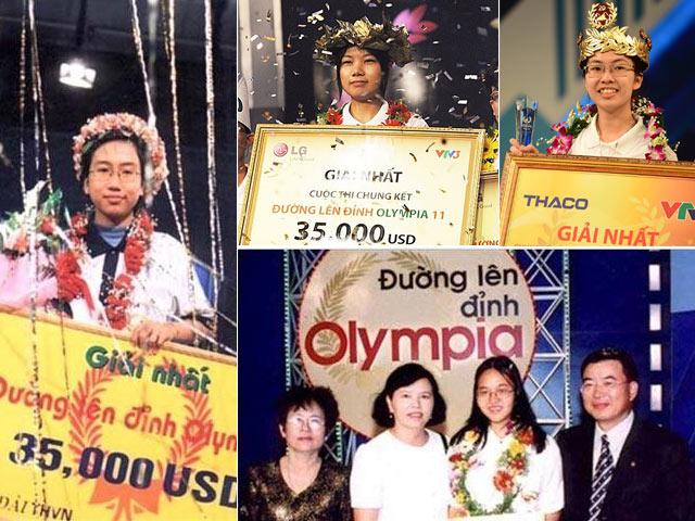"""20 năm """"Đường lên đỉnh Olympia"""" chỉ có 4 cô gái vô địch"""
