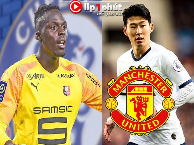 Chelsea mua siêu thủ môn Ligue 1, MU cay đắng săn hụt Son Heung Min (Clip 1 phút Bóng đá 24H)