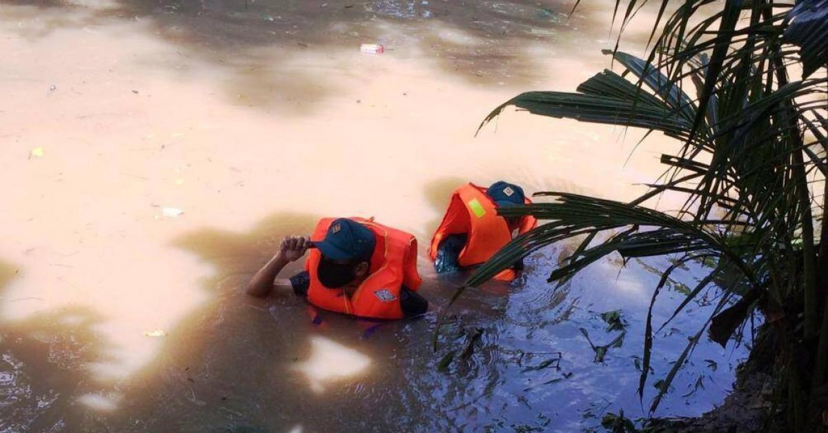 Vụ người phụ nữ lọt mương nước mất tích: Lãnh đạo huyện nói gì?