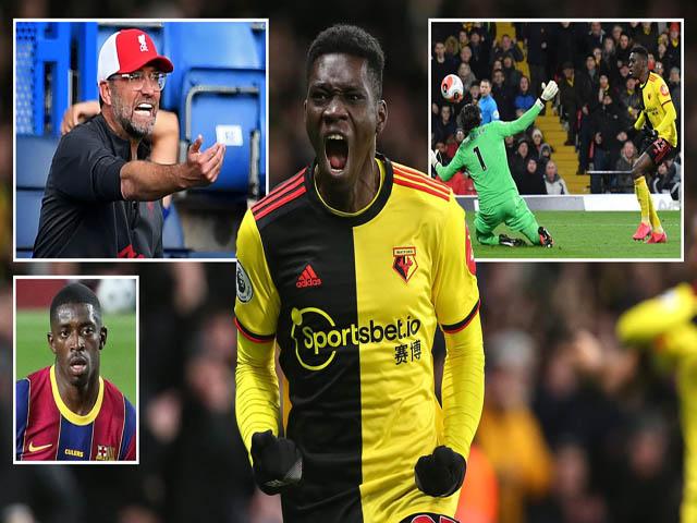 """Liverpool ôm mộng ăn 3: Klopp muốn thêm """"đôi cánh"""" xây siêu hàng công"""