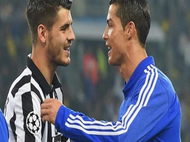 """Alvaro Morata đến Juventus, sẽ """"phò tá"""" Ronaldo như thế nào?"""