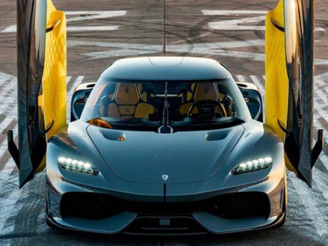 Siêu xe trăm tỷ sắp soán ngôi xe đắt nhất Việt Nam của Pagani Huayra?