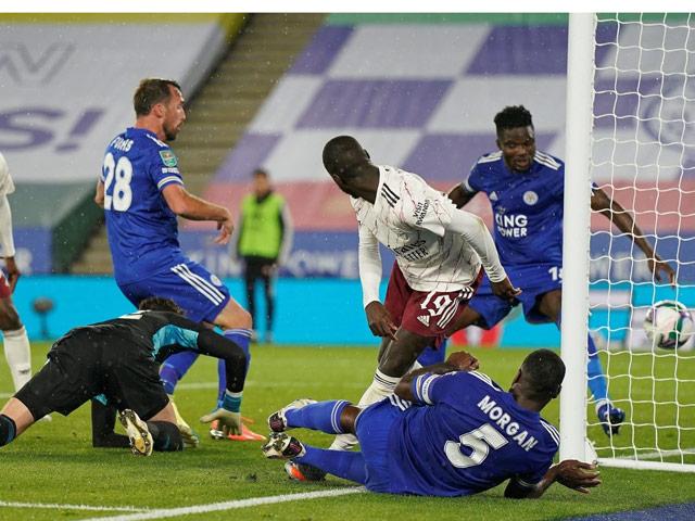 Video highlight trận Leicester - Arsenal: Cay đắng phản lưới, chốt hạ phút 90