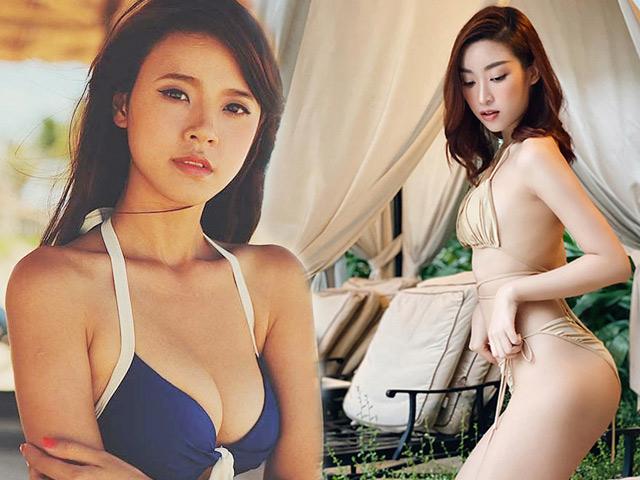 """Loạt người đẹp nổi tiếng ngoan hiền showbiz Việt bất ngờ """"bung lụa"""" sexy"""
