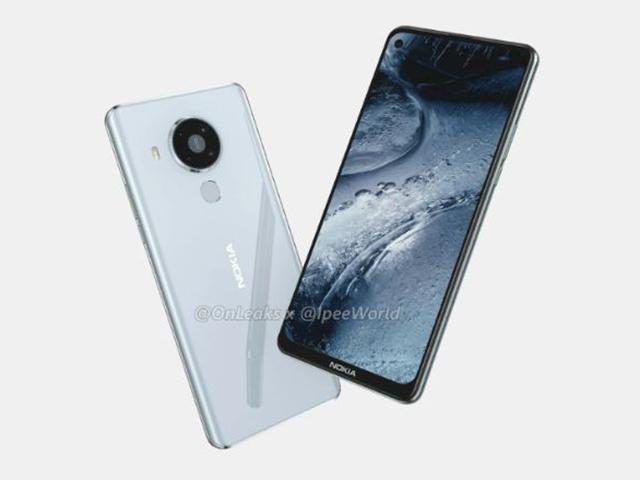 Lộ diện Nokia 7.3 5G với nhiều tính năng khó cưỡng