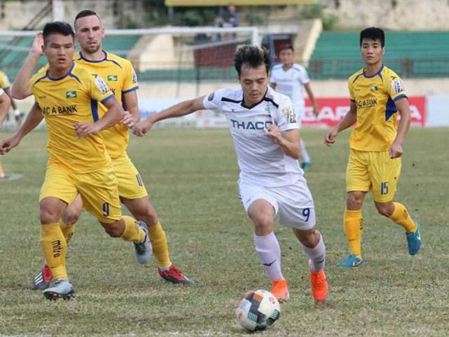 """V-League nóng trở lại: Viettel - Sài Gòn đua ngôi đầu, HAGL chờ """"đại náo"""" sân Vinh"""