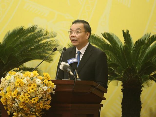 Ông Chu Ngọc Anh được bầu làm Chủ tịch UBND TP.Hà Nội