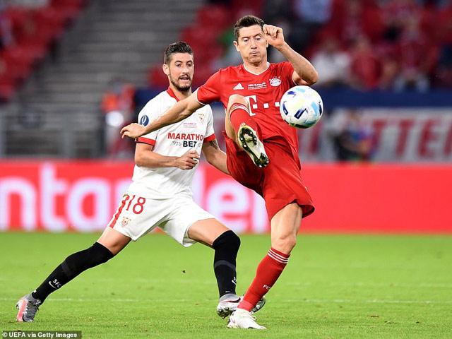 Video highlight trận Bayern Munich - Sevilla: Ngược dòng 120 phút, người hùng bất ngờ