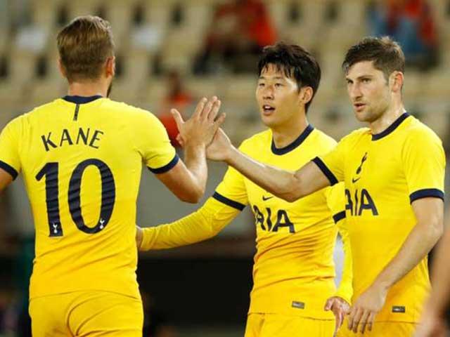 Kết quả bóng đá Shkendija - Tottenham: Son lại bùng nổ, đoạt vé playoff