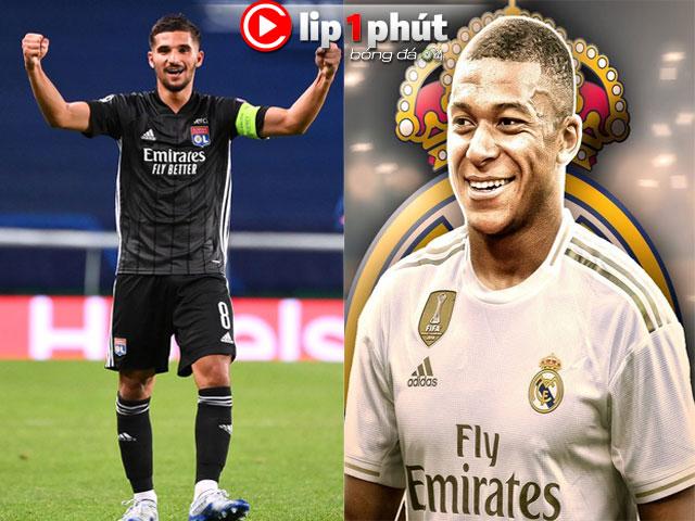 """""""Zidane mới"""" từ chối Barca để tới Arsenal, Real gia nhập cuộc đua giành Mbappe (Clip 1 phút Bóng đá 24H)"""