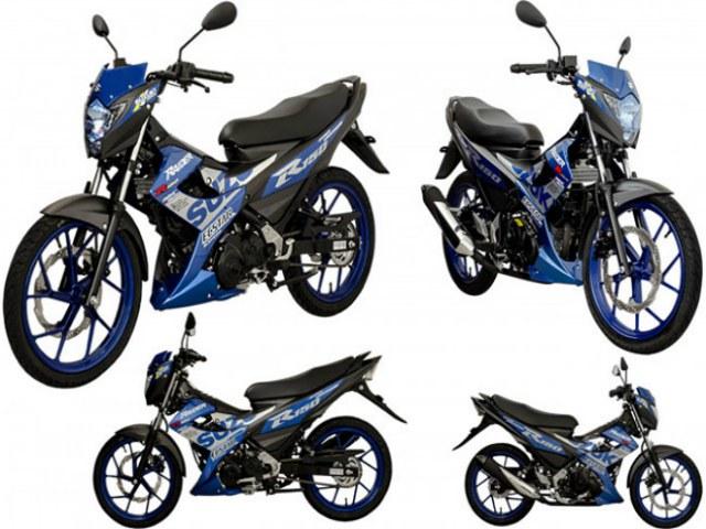 Suzuki Raider R150 ra ấn bản mới, so kè Yamaha Exciter 150