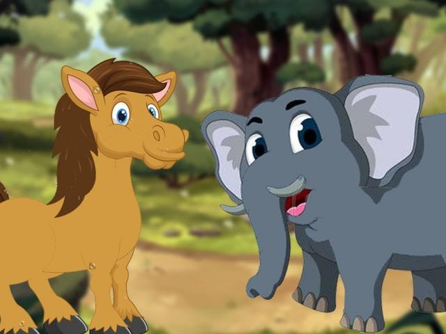 Câu đố voi và ngựa chở hàng, học sinh lớp 4 giải được mà không ít phụ huynh phải bó tay