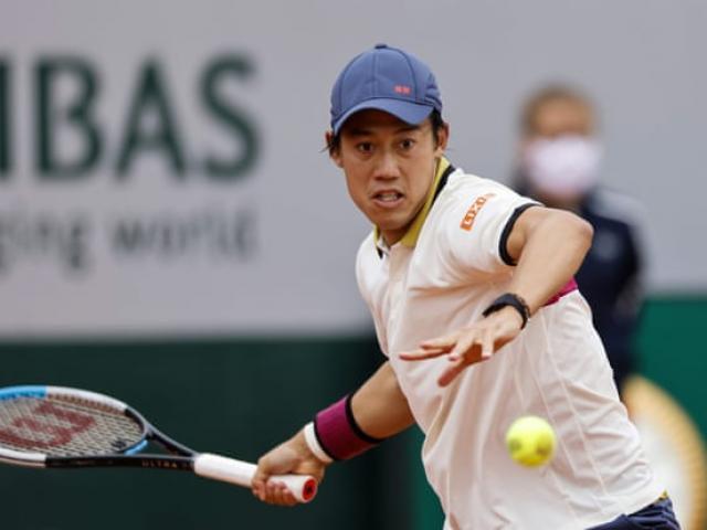 Trực tiếp Roland Garros ngày 1: Nishikori thắng nghẹt thở, Goffin thua sốc