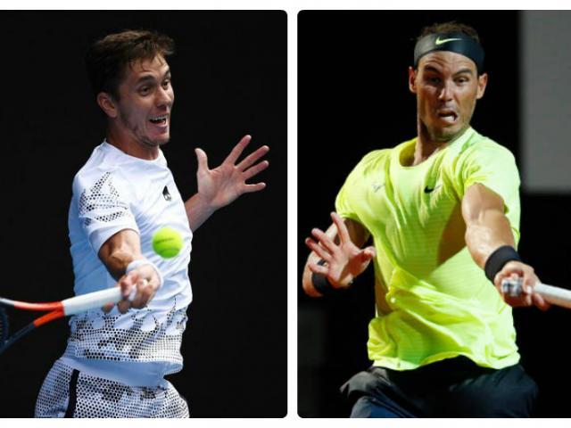 Trực tiếp tennis Gerasimov - Nadal: Set cuối quá dễ dàng (vòng 1 Roland Garros) (Kết thúc)