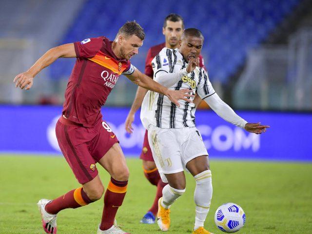 Trực tiếp bóng đá AS Roma - Juventus: Thế trận cân bằng (Hết giờ)