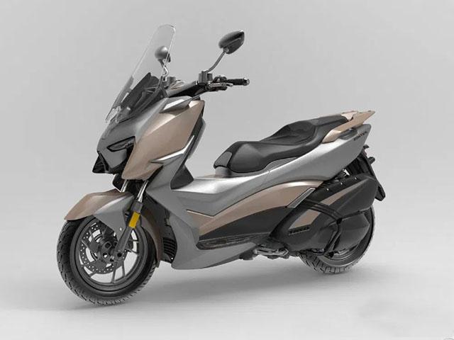 """Ra mắt xe tay ga khiến Honda Forza """"lo sợ"""""""
